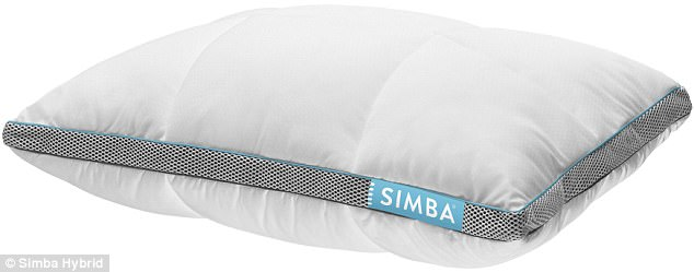 Simba Hybrid Pillow NASA
