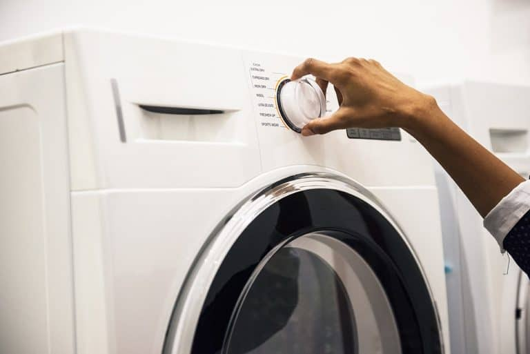 washing body pillows in a washing machine